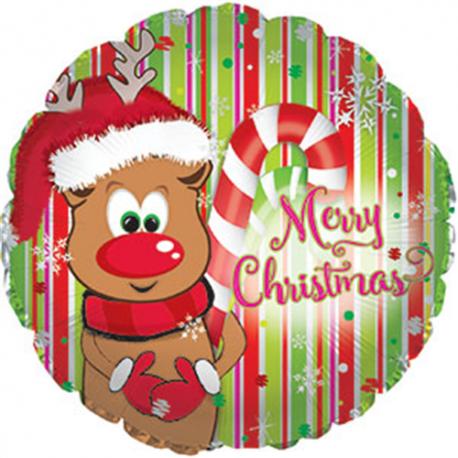 Merry Christmas Balloon